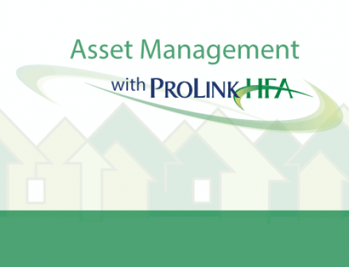 Asset Management with ProLinkHFA