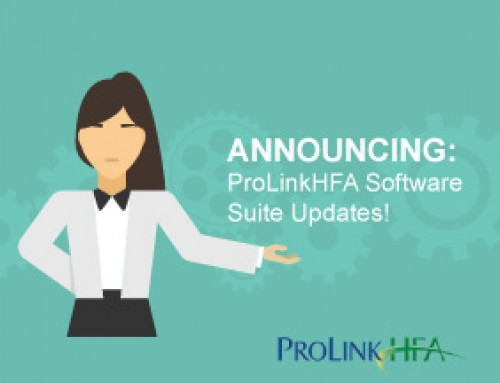 Announcing: ProLinkHFA Software Suite Updates!