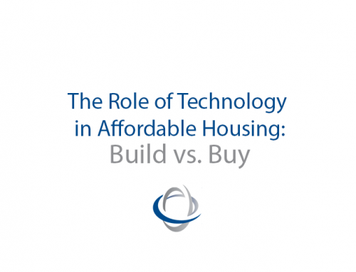 The Role of Technology in Affordable Housing – Build vs. Buy